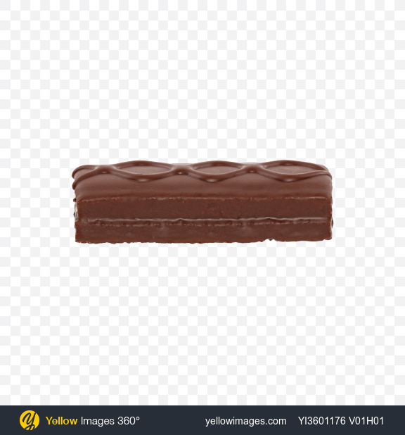 Download Chocolate Snack Bar Transparent PNG on Yellow Images 360°