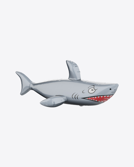 Inflatable Shark Toy