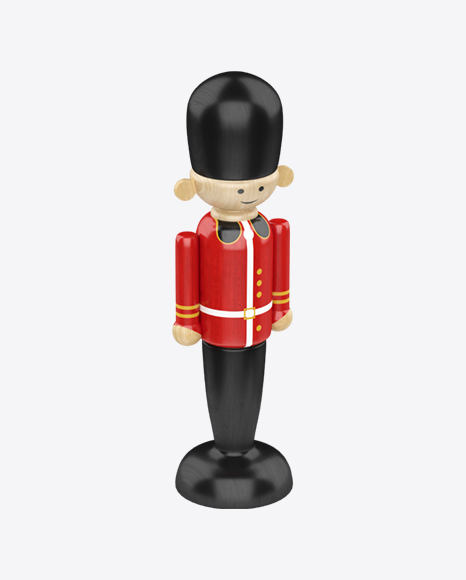 Wooden Toy Guard