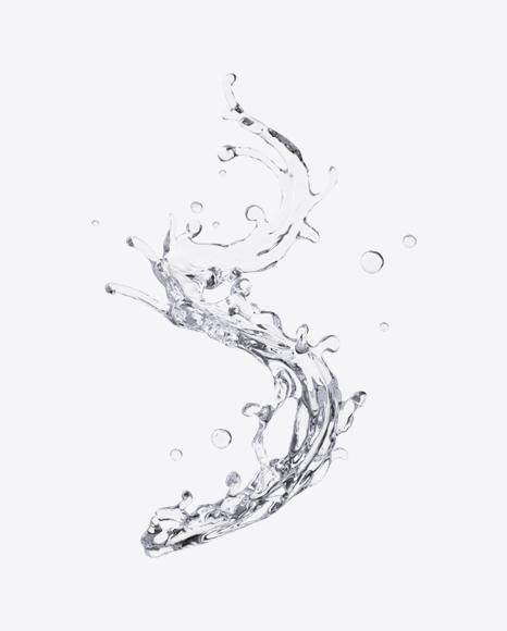 Twisted Water Splash