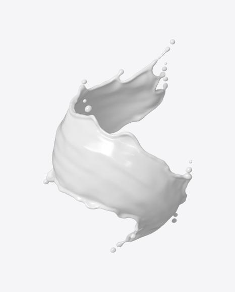 Twisted Milk Splash