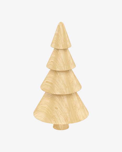 Wooden Spruce Toy