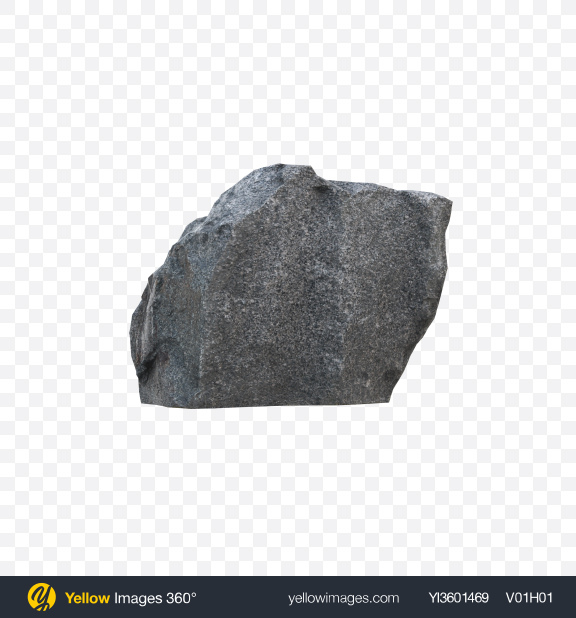 Download Gray Stone Transparent PNG on Yellow Images 360°