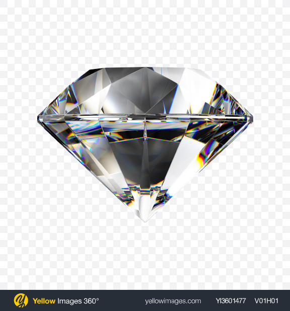 Download Diamond Transparent PNG on Yellow Images 360°