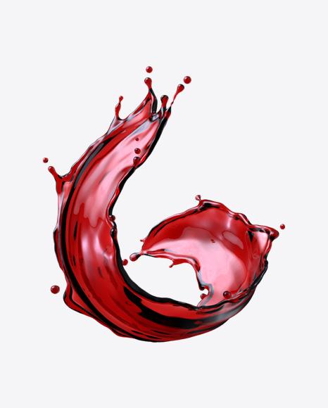 Wine Swirl Splash
