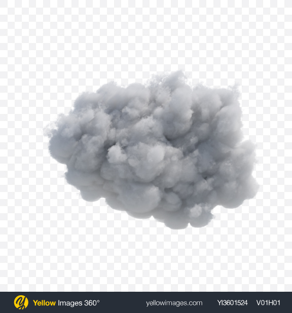 Download Cloud Transparent PNG on Yellow Images 360°