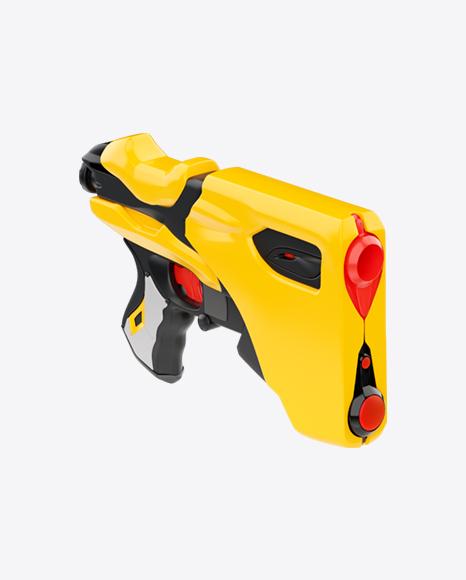Plastic Dart Blaster Toy