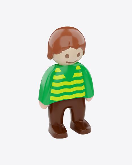 Toy Boy Figure
