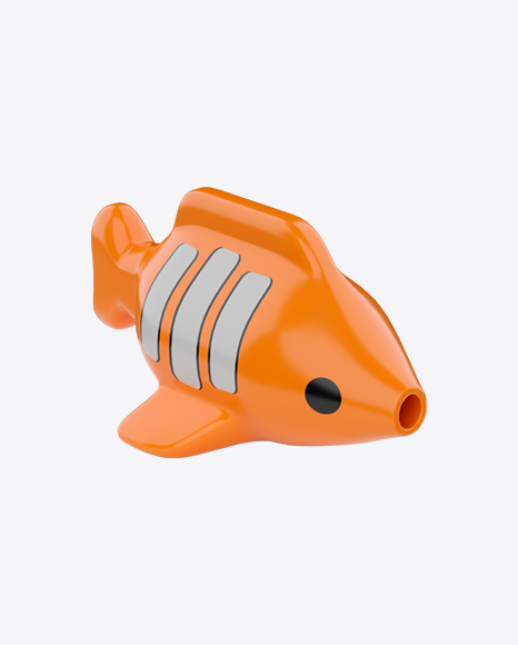 Plastic Fish Toy