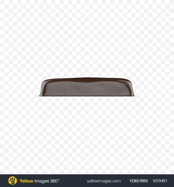 Download Cranberries with Honey in Dark Chocolate Transparent PNG on Yellow Images 360°