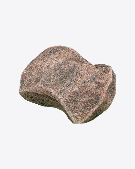 Pink Granite Rock