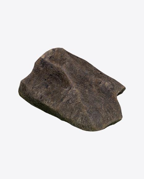 Dark Brown Rock