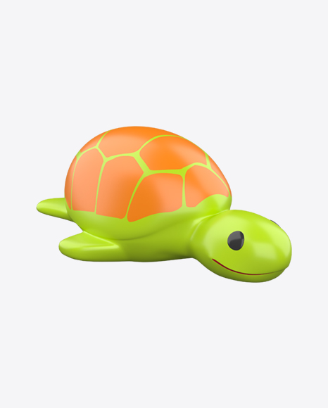 Floating Turtle Bath Toy