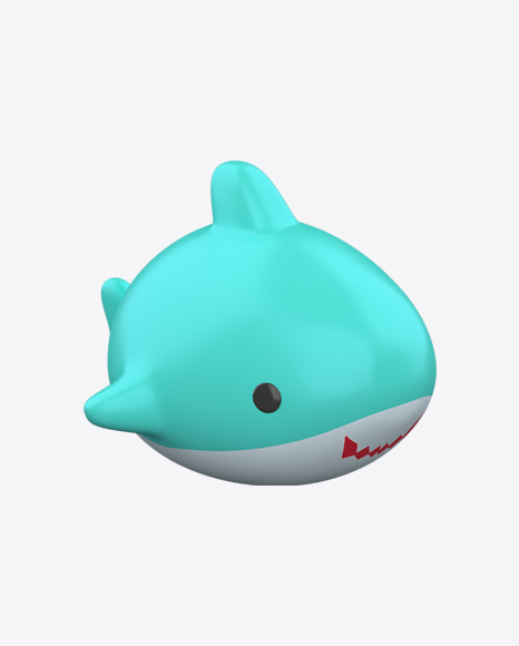 Floating Shark Bath Toy