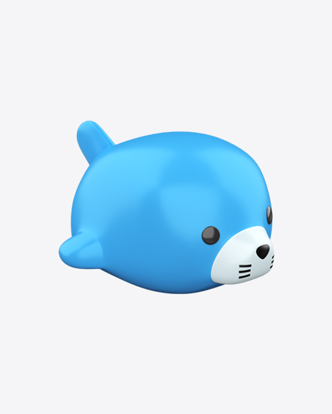 Floating Seal Bath Toy