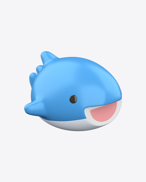 Floating Whale Bath Toy