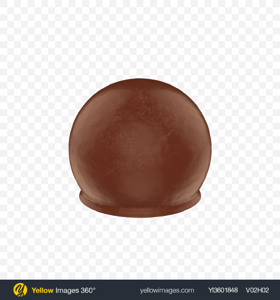 Download Figs in Milk Chocolate Transparent PNG on Yellow Images 360°