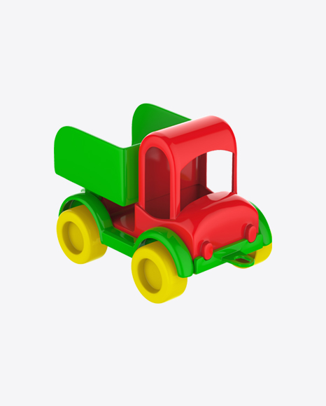 Truck Plastic Toy