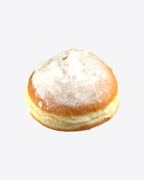 Vienna Donut in Powdered Sugar