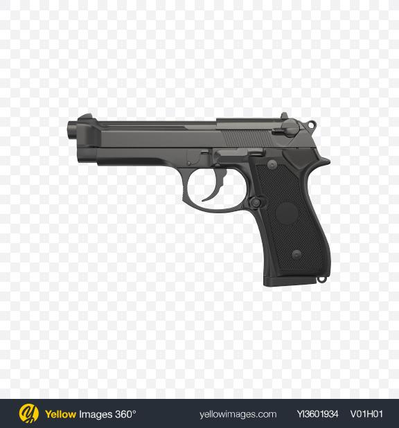 Download Black Gun Transparent PNG on PNG Images