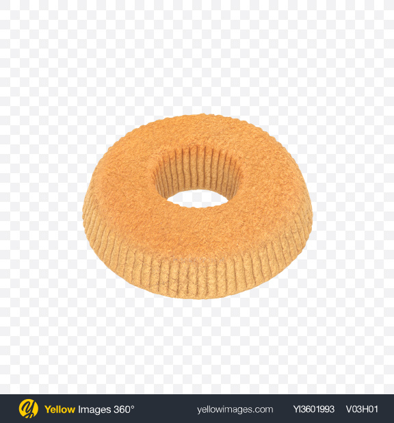 Download Butter Tea Cookie Transparent PNG on Yellow Images 360°