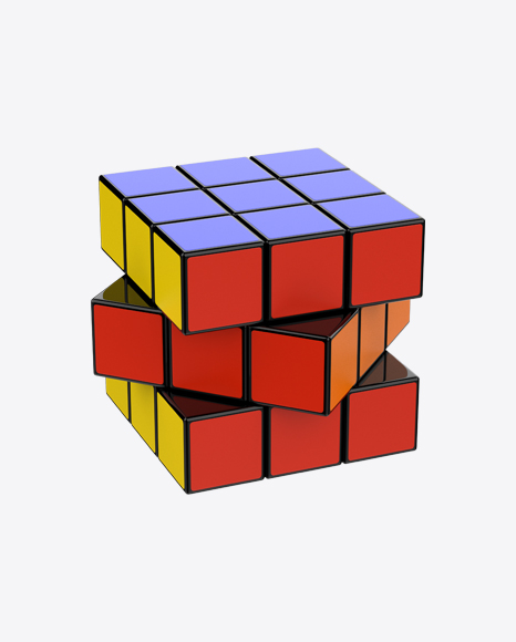 Twisted Puzzle Cube