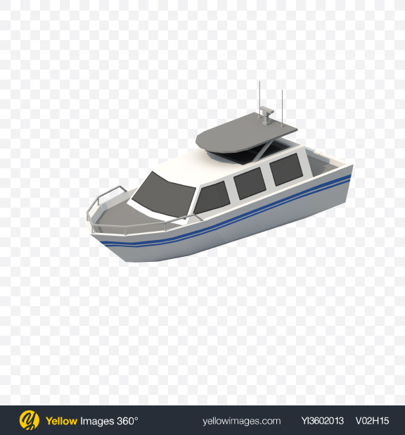 Download Low Poly Boat Transparent PNG on Yellow Images 360°