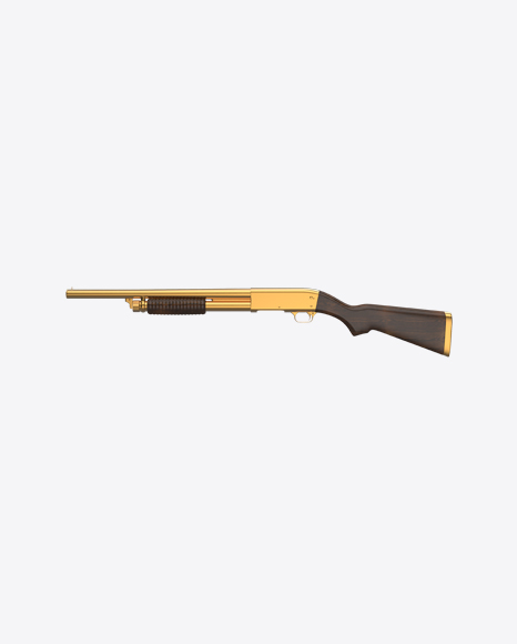 Gold Shotgun