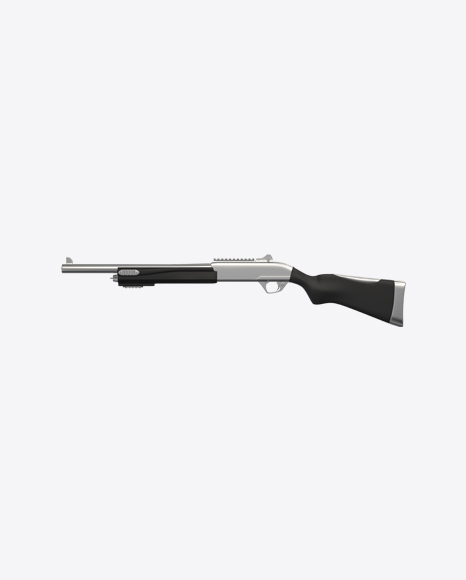 Steel Shotgun