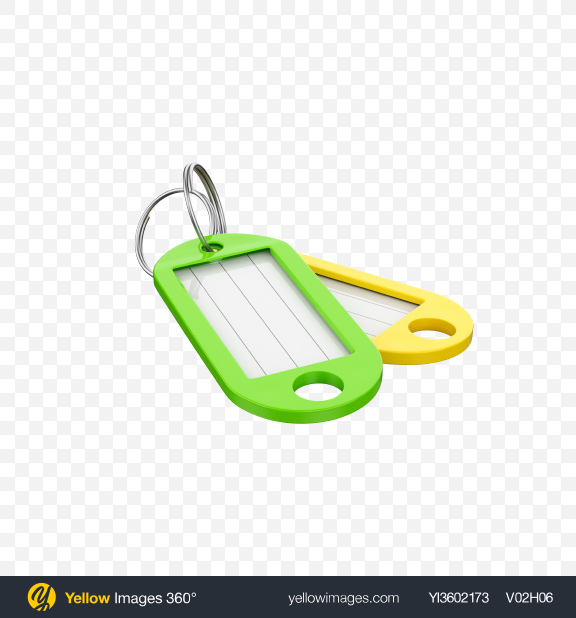 Download Two Glossy Key Tags Transparent PNG on PNG Images