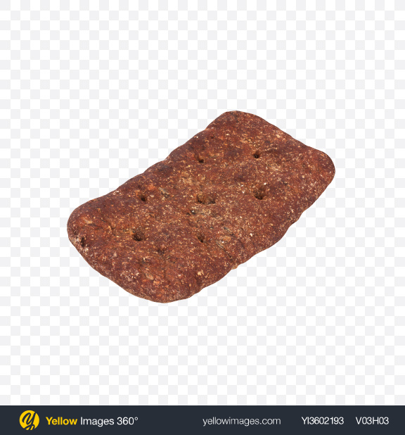 Download Diet Crispbread Transparent PNG on Yellow Images 360°