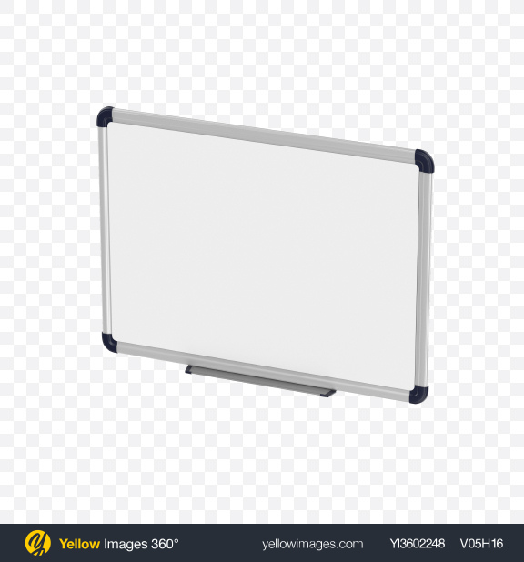 Download Whiteboard Transparent PNG on Yellow Images 360°