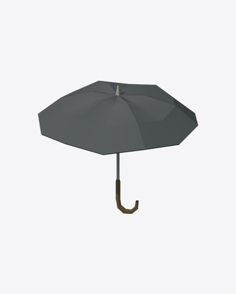 Low Poly Umbrella