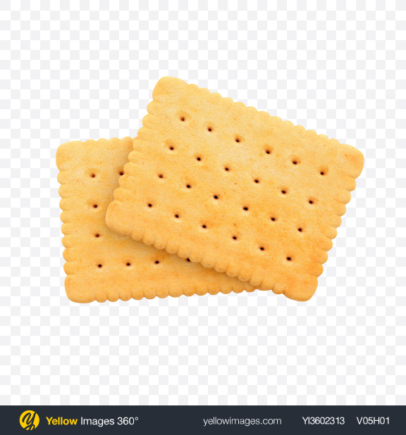 Download Two Cookies Transparent PNG on Yellow Images 360°