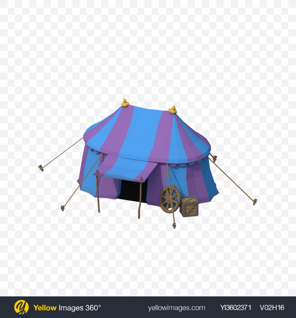 Download Low Poly Tent Transparent PNG on YELLOW Images
