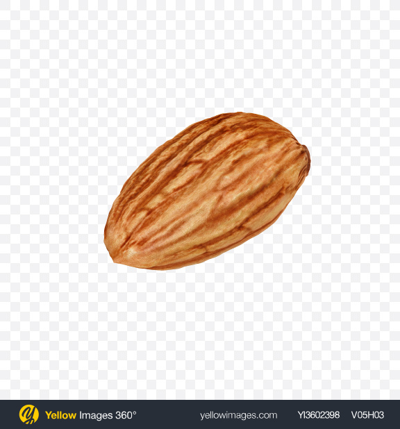 Download Almond Transparent PNG on Yellow Images 360°