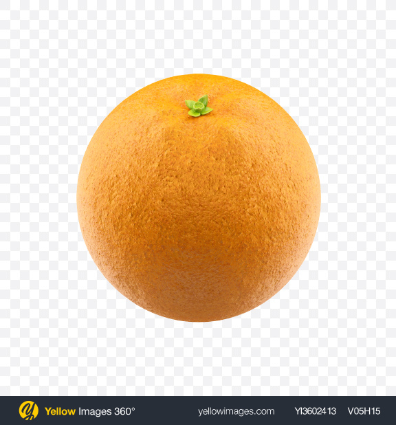Download Orange Transparent PNG on Yellow Images 360°