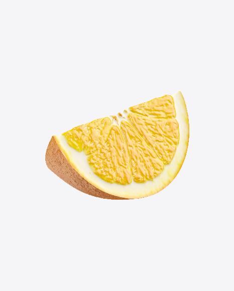 Wedge of Orange