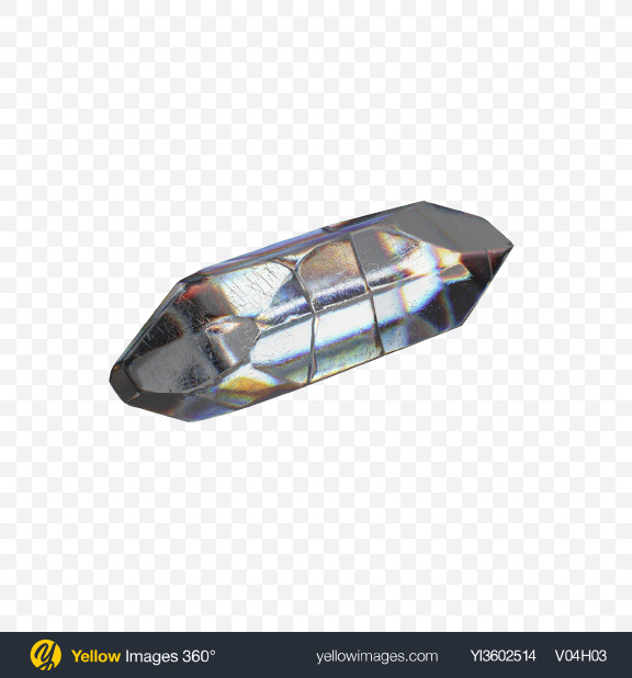 Download White Crystal Transparent PNG on Yellow Images 360°