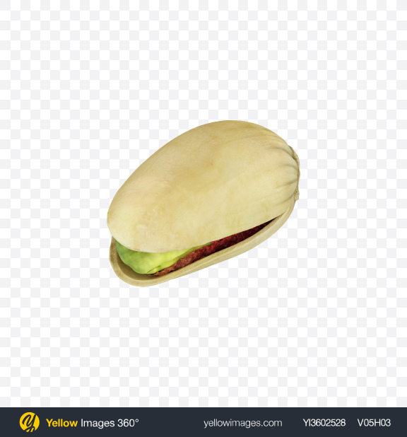 Download Pistachio Shell Transparent PNG on Yellow Images 360°