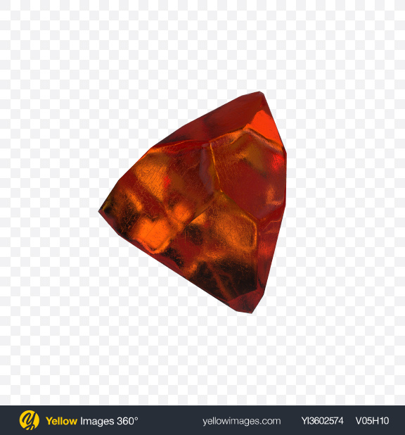 Download Amber Gemstone Transparent PNG on Yellow Images 360°