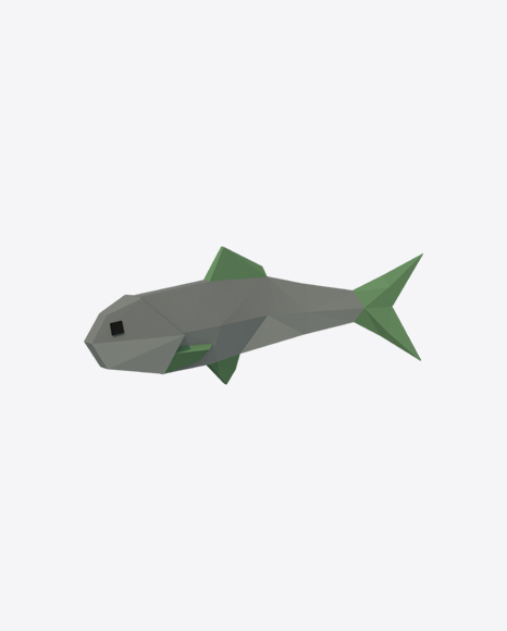 Low Poly Fish