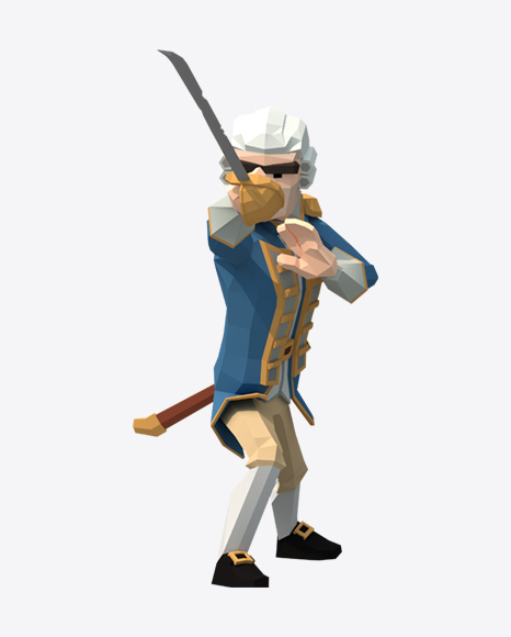 Low Poly Attacking Governor