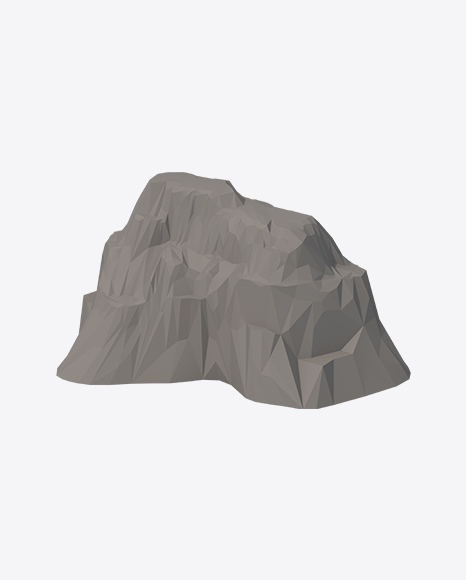 Low Poly Cliff