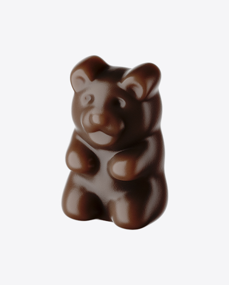 Brown Gummy Bear
