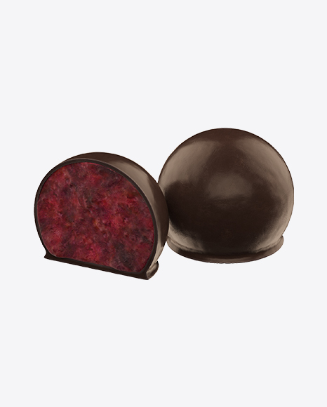 Cranberry with Honey in Dark Chocolate