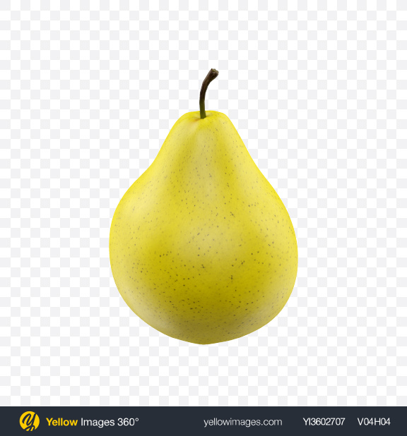 Download Pear Transparent PNG on Yellow Images 360°