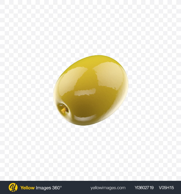 Download Green Olive Transparent PNG on Yellow Images 360°