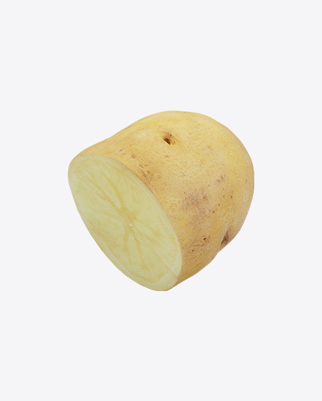 Half of Potato