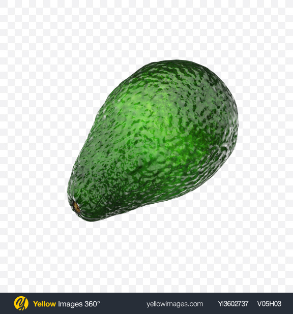 Download Avocado Transparent PNG on Yellow Images 360°